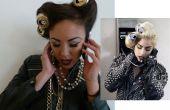 Lady Gaga Soda puede rodillos (teléfono Video)