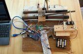 Botón robótica Masher reloj