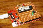Mi Arduino en circuito programador