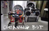 Robot de limpieza RC vacío