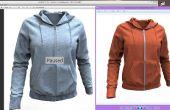 Cómo hacer ropa 3D realista en Tutorial de acceso
