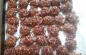 Estufa macarons Chocolate Fudge