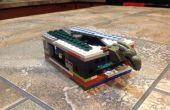 Caso de LEGO frambuesa Pi