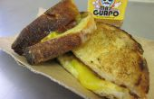 """Cómo hacer un Sandwich de queso a la plancha """"Artesanal"""""""