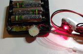 3W LED Hat lámpara actualización (circuito Dimmer PWM)