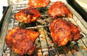 Parrilla pollo al horno