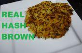 Real Hash Brown