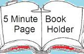 5 titular de la página del libro de actas