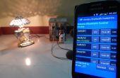 LinkIT un BT - eléctrica con temporizador usando Android