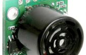 Todo sobre Max Sonar EZ0 y Arduino
