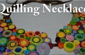 Quilling collar