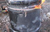 ¿Fácil quemador de horno de combustible Dual