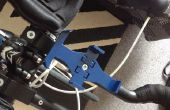 3D impreso bicicleta teléfono Monte