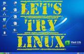 Permite dar Linux un intento (aka permite obtener ese viejo PC que otra vez)