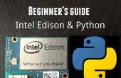 Introducción a Intel Edison - programación Python