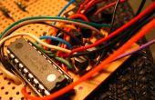 Controlar una matriz de teclado mediante un microcontrolador