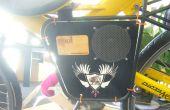 Cómo construir un megáfono bici Stereo
