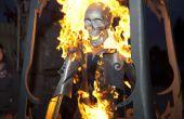 Zolterno: Un Animatronic, fuego basado Fortune Teller