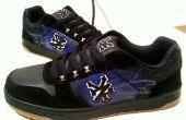 Cómo personalizar las zapatillas de skate