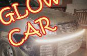 Mejor N fácil: Tira de LED coche resplandor