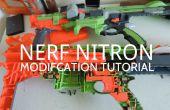 Modificación de Nerf Nitron