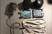 Sin ataduras, reconocimiento de voz y síntesis de voz con Arduino