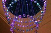 LED lámpara de fibra óptica