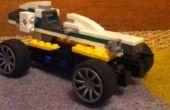 Increíble coche Lego