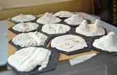 3D los colonos de Catan juego de mesa