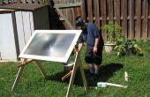 Salvar al mundo con un rayo de la muerte Solar gigante