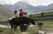Tíbet tren viajes y aventuras