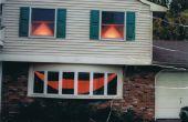 Convertir su casa en un enorme gato-o-linterna