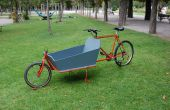 Construir una bicicleta de 2 ruedas carga