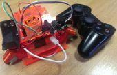 Robot control remoto frambuesa Pi (PS3 controlador) - neurálgico Fablab