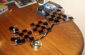 Triple D ajedrez (la estrella emigra ajedrez)