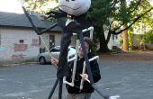 8' Jack Skellington marioneta