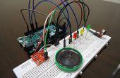 Reconocimiento de voz y síntesis con Arduino