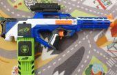 Como hacer un rifle de batalla de NERF Halo 3