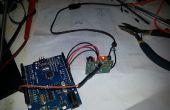 Controlar EL alambre con Arduino