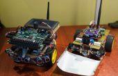 FPGA-accionado la búsqueda autónoma y rescate de vehículos