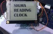 Sigma! reloj de lectura
