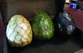 Huevos de dragón (juego de tronos)