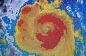 Supervivencia de huracán con una turbina de viento