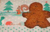Vegano de espelta galletas de chispas de chocolate doble!