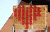 LED matriz IR controlado con Arduino para San Valentín
