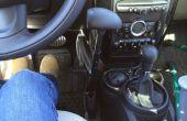 Conducir un coche con control de mano Menox