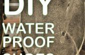 Cómo transformar tus zapatos regulares para ser resistente al agua