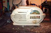 """Reparación de una caja de radio de """"cerdo"""""""