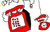 Directa conectar dos modems (antigua) o teléfonos.
