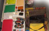 Como poner muchas cosas en una bolsa para pequeños